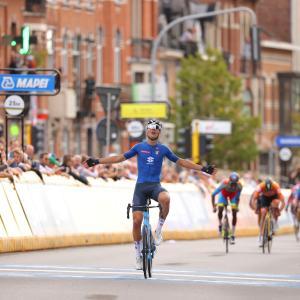 U23男子ロードレース世界選手権、優勝したのは既にトレック入りが決まったイタリア人選手!