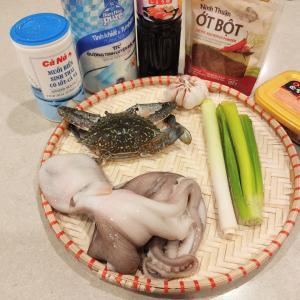 【調理編】韓国料理「ナクチポックン」を作りたい!Part.2