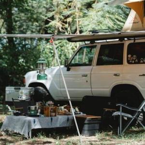 ヴェゼル キャンプなどのアウトドアにおすすめなアイテムをご紹介