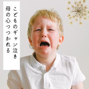 ♬こどものギャン泣き、母の心をつつかれる