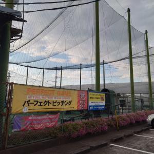 【大泉学園のバッティングセンター】バッティングプラザ大泉