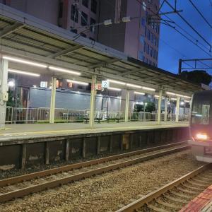 通勤乗車/令和3年7月10日・11日