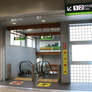 JR北海道函館本線手稲駅訪問Part3/令和3年6月9日訪問