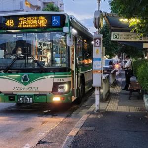通勤乗車/令和3年7月16日・17日