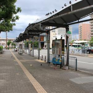 阪神バス全線完乗の旅Part72/令和3年7月27日