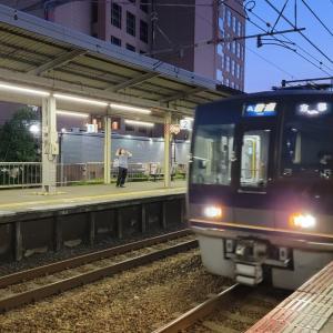通勤乗車/令和3年7月29日・30日