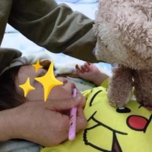 【1歳5ヶ月】あんなに嫌がっていた歯磨きが、なんだか急に上手に出来るようになりました!
