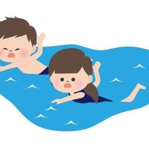 小学生なのに泳げない!スイミングを習わせておけば良かったと後悔中。