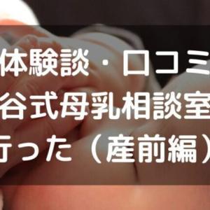 【口コミ・レビュー】産前に桶谷式母乳相談室に行ってみた。料金は?内容は?