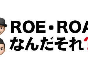 ROEとROAとは? 車の燃費で例えて良いですか?