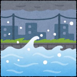 大雨の避難中に気をつけるポイント