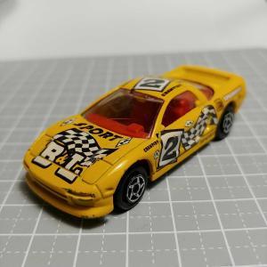 1116 マジョレット No220 ホンダ NSX(初代(リトラ)) 黄色