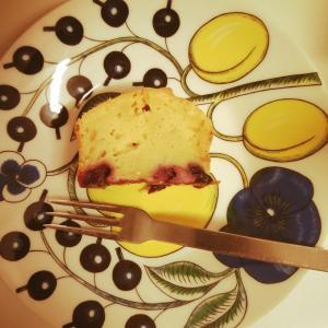 パウンドケーキ作り