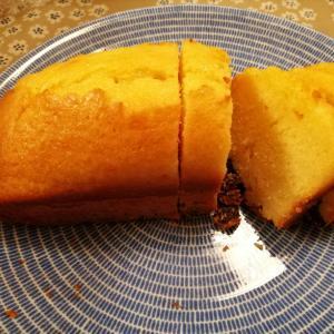 パウンドケーキ キャロットケーキ作り