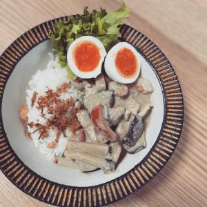 【SHIORIレシピ】ジャスミンタイに行かなくてもお家でタイ旅行気分を味わえるタイカレー