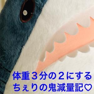 【減量貯金】7月合計 ▲1kg