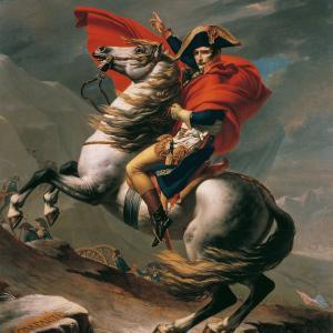 ナポレオンが盗んだ美術品の傑作とルーブル美術館の話