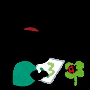 マーガレットの花を描いてみました!(*´ω`)