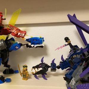 【レゴブロック】5歳・6歳男の子にオススメのニンジャゴーのドラゴン 3選!