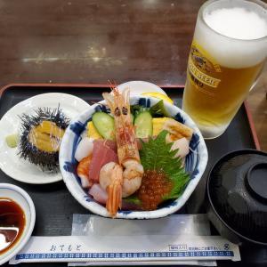 おひとり様 海鮮丼⁉️自分にご褒美‼️