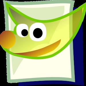 GIMPでまじめにデザインを勉強してみる 操作感が変わってた