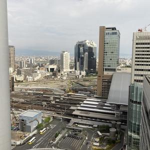 大阪へ出張