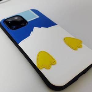 【レビュー】ドナルドダックが可愛すぎるiPhoneレース、PGAのiPhone 12 Pro Max用 タフポケットケース(PG-DPT20H02DND)