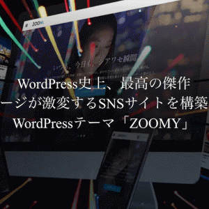 【要注意】TCDワードプレステーマ「ZOOMY」評判・事例は?徹底レビュー(TCD067)