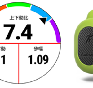 【ガーミン】Garmin ランニング用GPSウォッチ『ForeAthlete』に 『ランニングダイナミクスポッド』がついたスペシャルセットを 9月17日より数量限定で発売