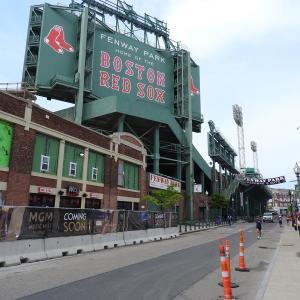 アメリカでMLB(プロ野球・メジャーリーグ)観戦②(in ボストン)