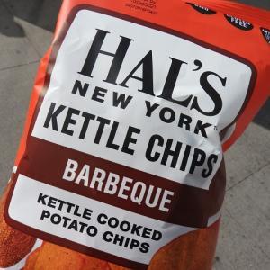 【ニューヨーク生まれのポテトチップス】HAL'S NEW YORK