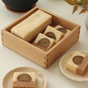 「栗の浮島」秋の和菓子 & ありがとうございます!