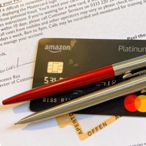 本当は怖い、イギリスのクレジットカード