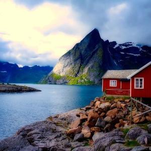 ノルウェーの長い夏休み vs 日本の短い夏休み