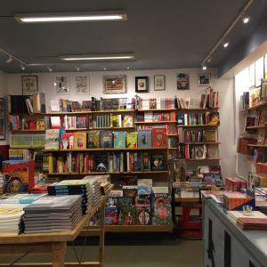 地元で愛されているオスロの小さな本屋さん「TRONSMO」