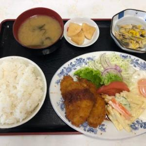 城東食堂 弘前 ぴろぴろの飯ブログ#67 手軽にランチはここ