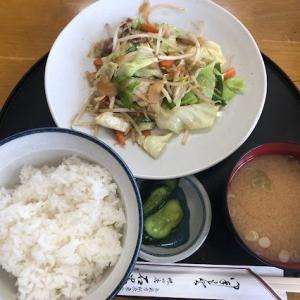 石黒食堂 弘前 ぴろぴろの飯ブログ#69 中華そば 定食 丼ぶり