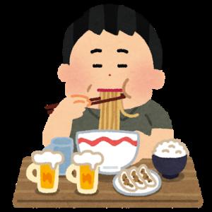 ワイの時給(1070円)、ラーメン餃子半炒飯セット(1100円)←これwww