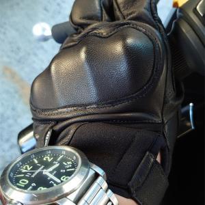 【mont-bell】モンベルのバイク用レザーグローブが専用品より極上だったので全てのバイク乗りにおすすめしたい件【モンベル】