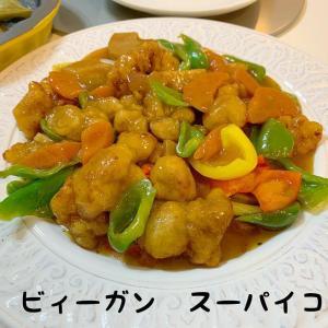 「ベジタリアン酢豚と焼売」ランチ ヴィーガンドーナツの日 【カフェ フェットルマルシェ】便り