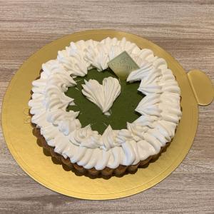 父の日 「抹茶タルト」お父さんへ感謝の気持ちをこめて♡オーダーケーキ