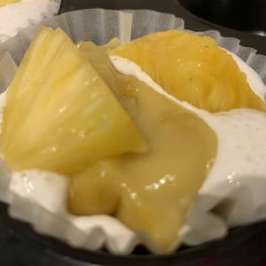【台湾パイナップルパン&平焼き塩あんぱん】