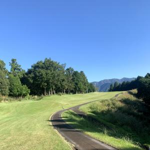 小田原ゴルフクラブ松田コース行って来ました!戦略性を楽しめるゴルフ場