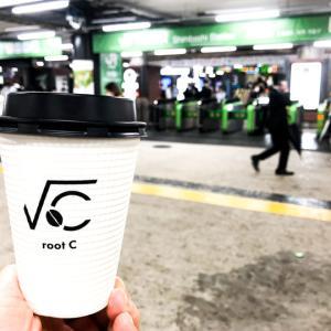 新橋駅 AIカフェロボット「root C」 のスペシャリティコーヒーがすごい!