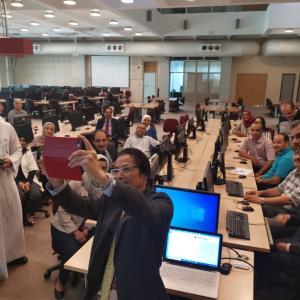 Bahrain大学 (2019.12.11)