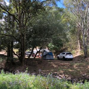 キャンプ行ってきました。