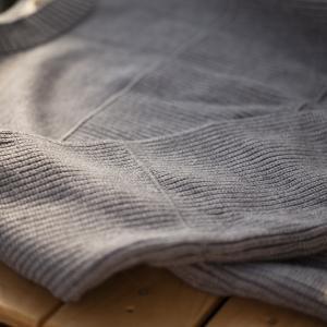 着やすい、お安い、お手入れ楽!3拍子揃った50代にも絶対似合う3rd Springのニットセーター