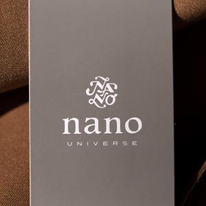 50代・アラカン世代が選びたい福袋は「nano universe(ナノ・ユニバース)」! 予約販売中&PRE SALEもスタート!
