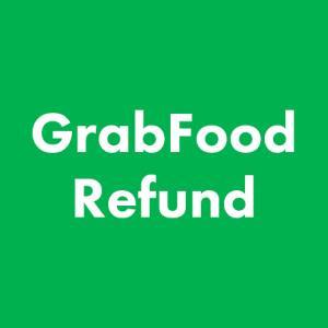 Grab Foodで注文間違えられたのでクレーム入れて返金をしてもらった