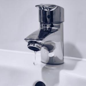 突然半年分の水道水の請求が来た